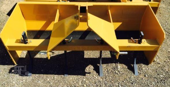 2015 LAND LEVELER 5 Blades/Box Scraper For Sale In Fresno, California