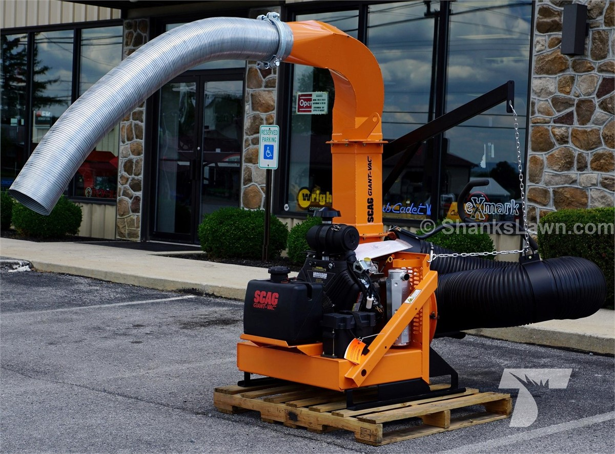 Scag Giant Vac Tls20w 29bv For Sale In Chambersburg