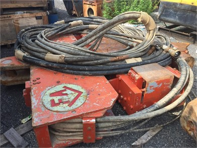 Pile Driver For Sale - 64 Listings | MachineryTrader com au - Page 1