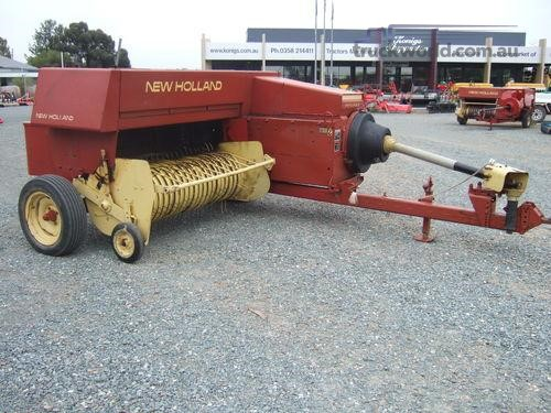 0 New Holland 417 - Farm Machinery for Sale