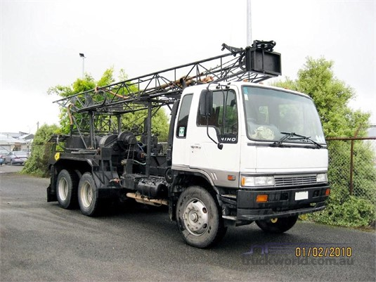 1996 Hino FM3M - Trucks for Sale