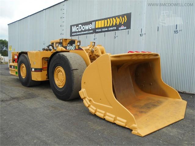 CAT R1700 For Sale In Sudbury, Ontario Canada