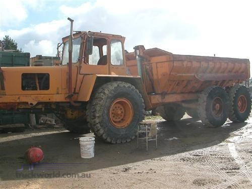 0 Volvo A25B Heavy Machinery for Sale