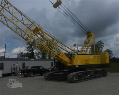 KOBELCO CK1100 For Sale - 34 Listings | MachineryTrader com - Page 1