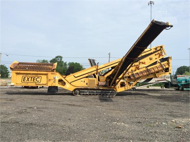 EXTEC S6 For Sale - 2 Listings | MachineryTrader com - Page