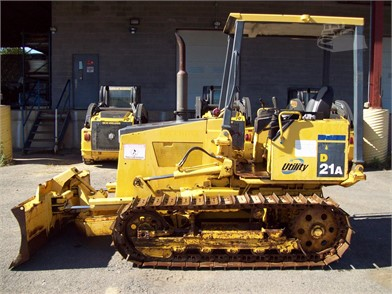 KOMATSU D21 For Sale - 10 Listings | MachineryTrader.com - Page 1 of on