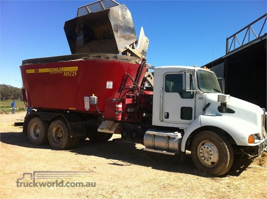 2012 Schuler MS725 Farm Machinery for Sale