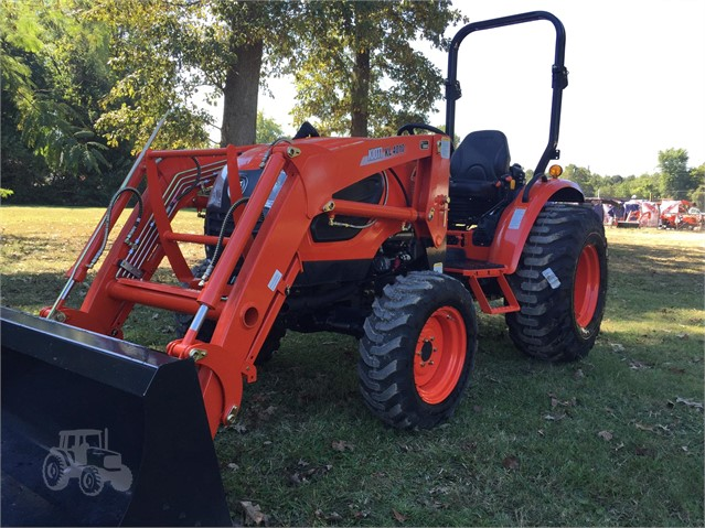 KIOTI CK4010 For Sale In Metropolis, Illinois | TractorHouse