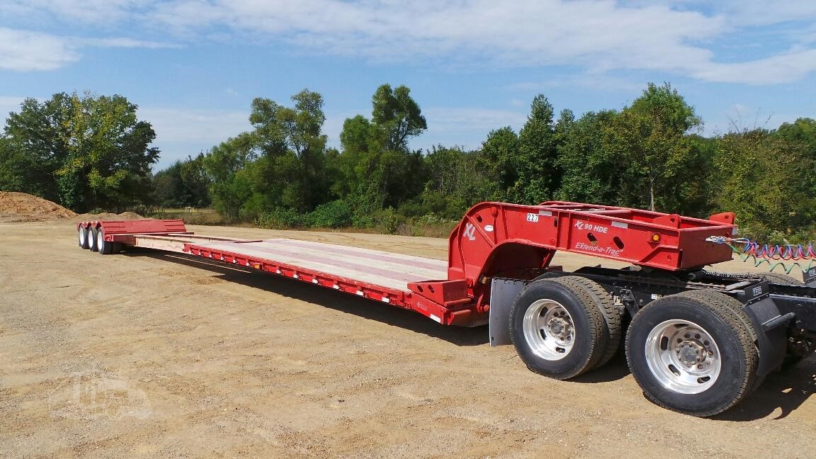 2012 xl specialized xl90hed 45 ton hyd detach extendable 9 39 wide for sale in longview texas. Black Bedroom Furniture Sets. Home Design Ideas