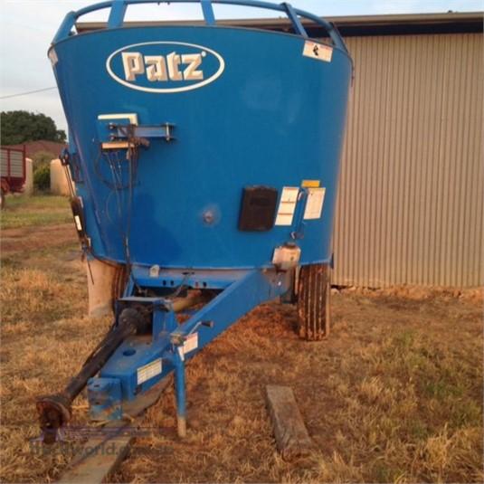 0 Patz 350 Farm Machinery for Sale