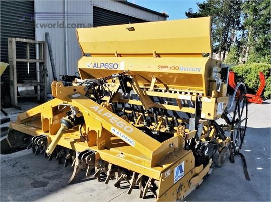 2010 Alpego ROTOPIK KH300 Farm Machinery for Sale