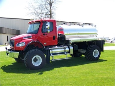 Sewer Rodder / Septic Tank Trucks For Sale In Illinois - 1