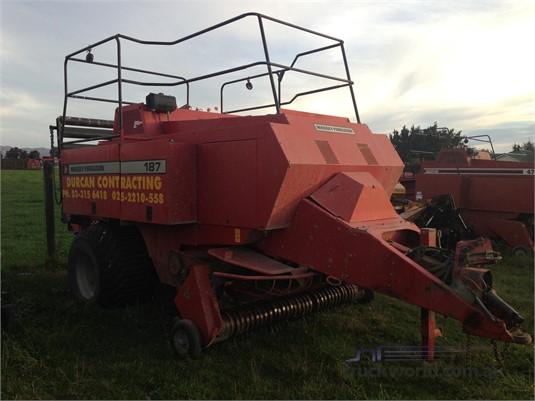 0 Massey Ferguson 187 Farm Machinery for Sale