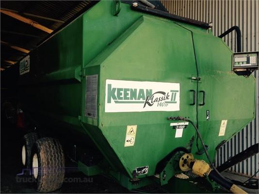 Keenan KLASSIK 140 - Truckworld.com.au - Farm Machinery for Sale