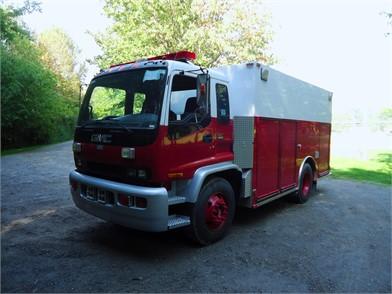 GMC Fire Trucks / Fire Equipment For Sale - 1 Listings | Controller