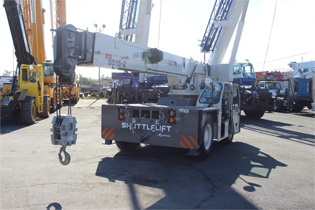 SHUTTLELIFT Carry Deck Cranes / Pick and Carry Cranes For
