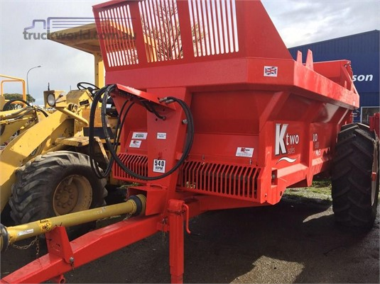 0 K-two DUO 600 - Farm Machinery for Sale