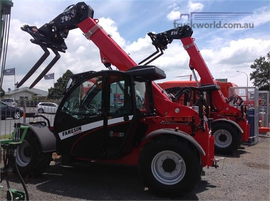 2014 Faresin Haulotte FH17.30 Forklifts for Sale