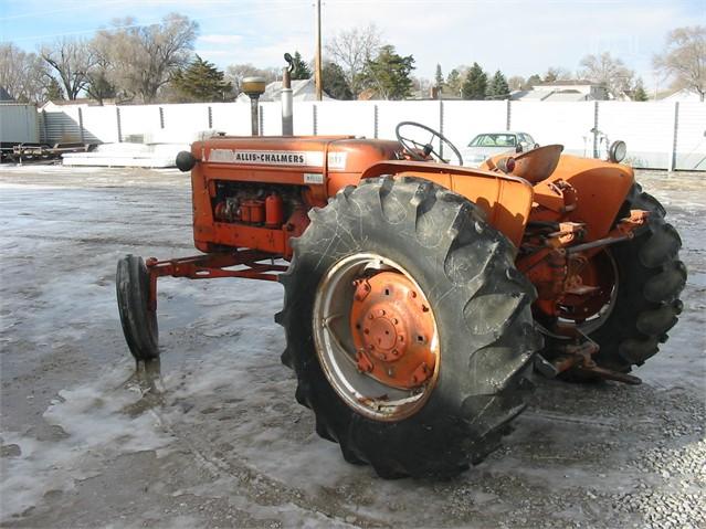 ALLIS-CHALMERS D17 For Sale In Maxwell, Nebraska