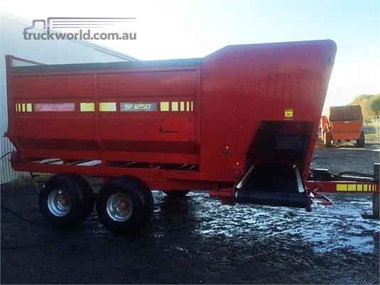 2010 Robertson SF1250 Farm Machinery for Sale