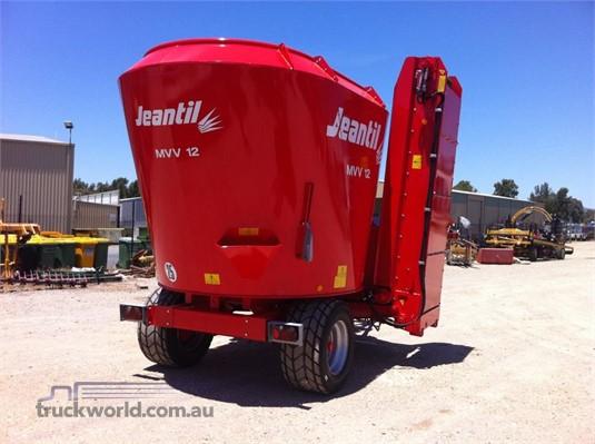 2015 Jeantil MVV12 Farm Machinery for Sale