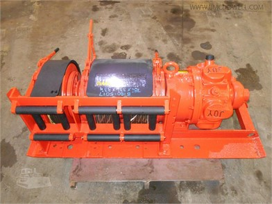Joy Winch For Sale - 6 Listings | MachineryTrader com - Page 1 of 1