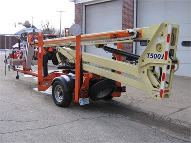 Towable Boom Lifts For Sale By MB Tractor & Equipment - 3