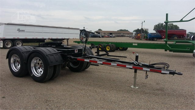 2016 DMS TANDEM AXLE DOLLY For Sale In Huron, South Dakota
