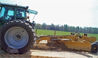 Machines for Sale » Rome Plow