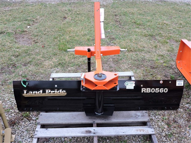 LAND PRIDE RB0560 Blades/Box Scraper For Sale In Raymond