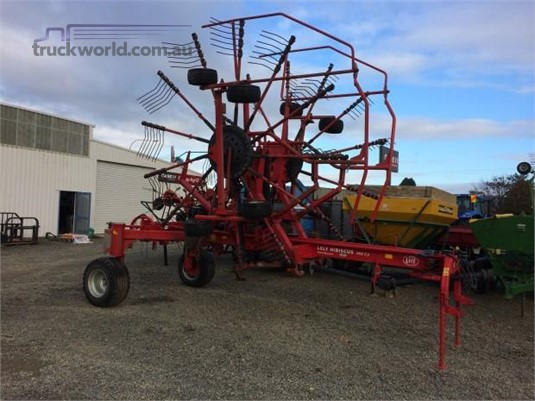 2009 Lely Hibiscus 855Cd - Farm Machinery for Sale
