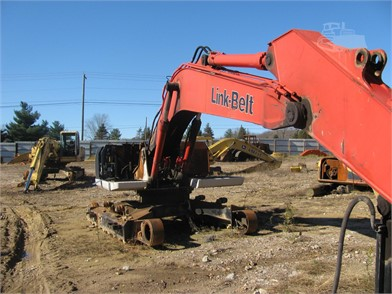 Construction Equipment Dismantled Machines By Rock Parts Equipment