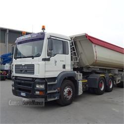 MAN TGA33.460  used