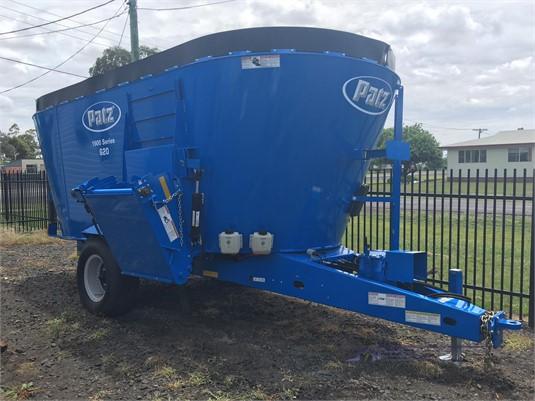 2019 Patz 620 - Farm Machinery for Sale