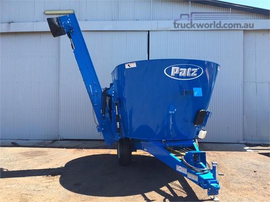 2019 Patz 350 Farm Machinery for Sale