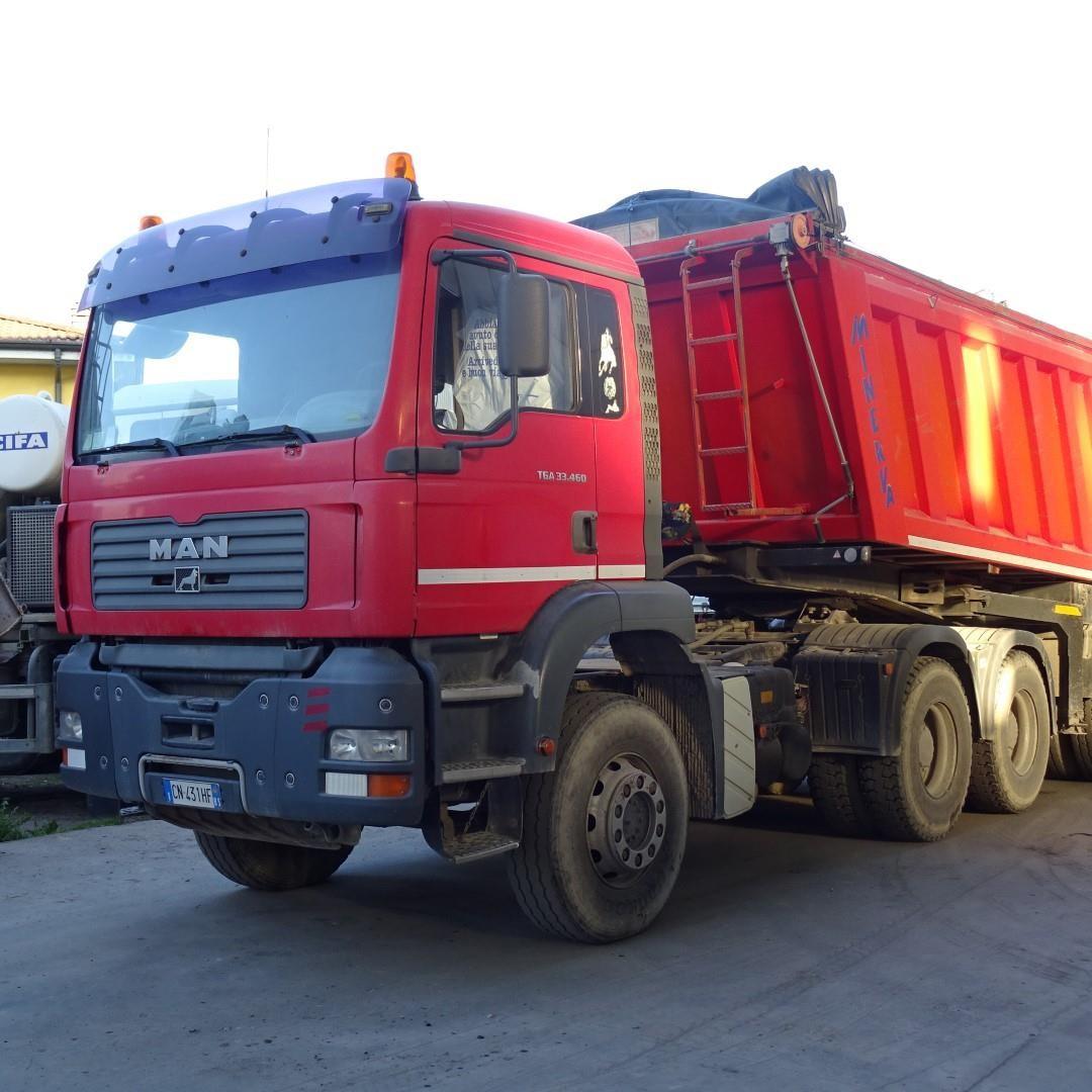 MAN TGA33.460