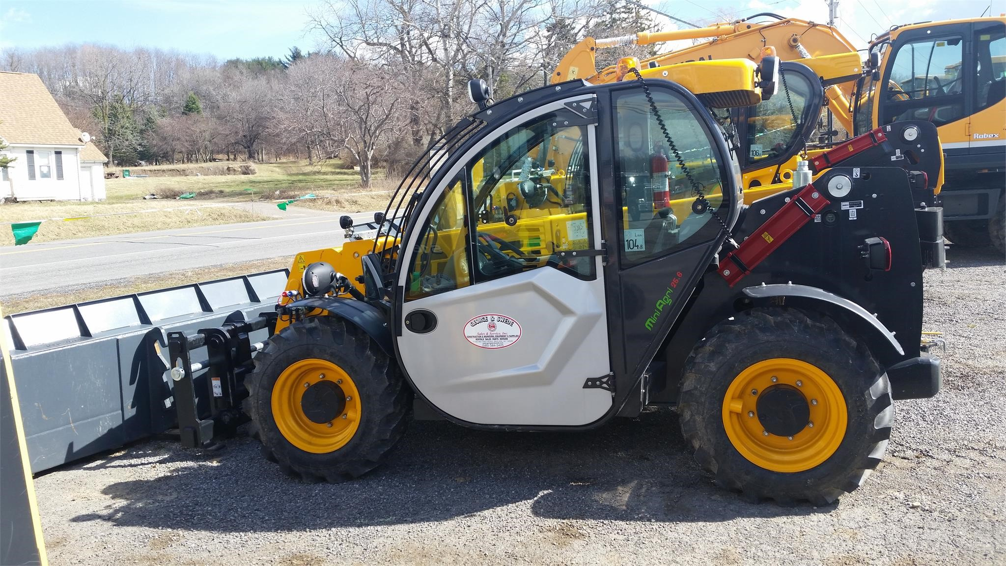 All Dieci Telehandlers / Forklifts for Sale :: Construction