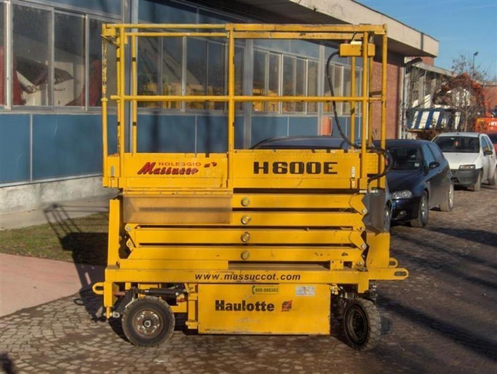 Haulotte H800E Usato