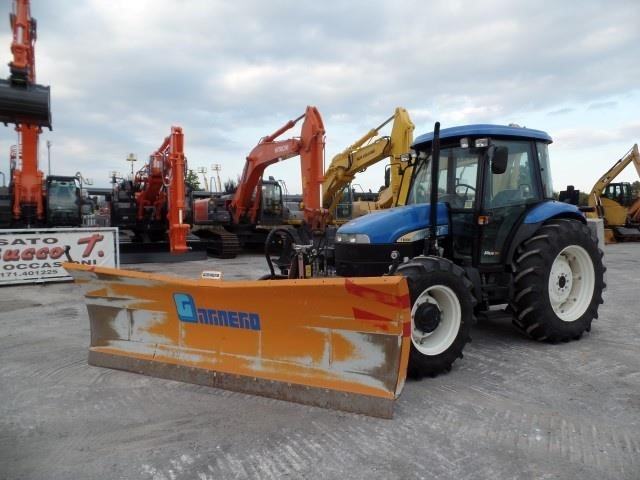 NEW|HOLLAND TD90D #Used