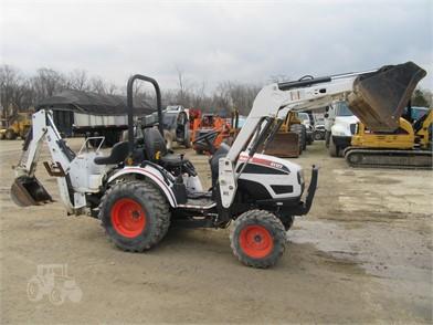 BOBCAT Tractors For Sale - 23 Listings | TractorHouse com