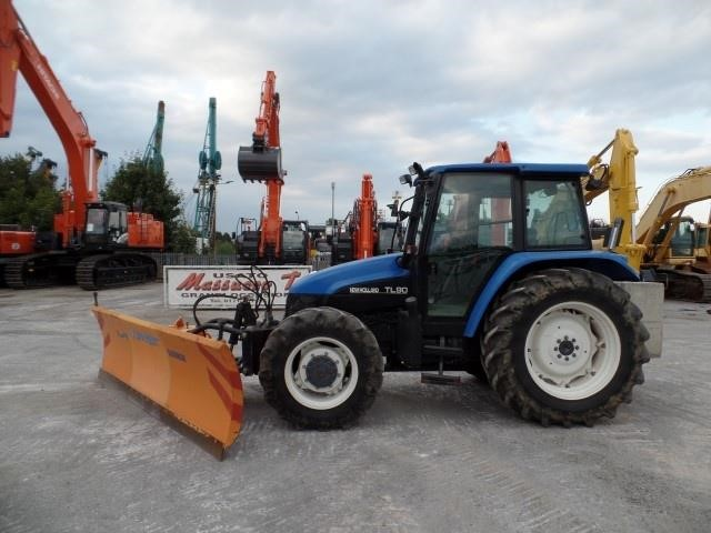 NEW|HOLLAND TL90 #Used
