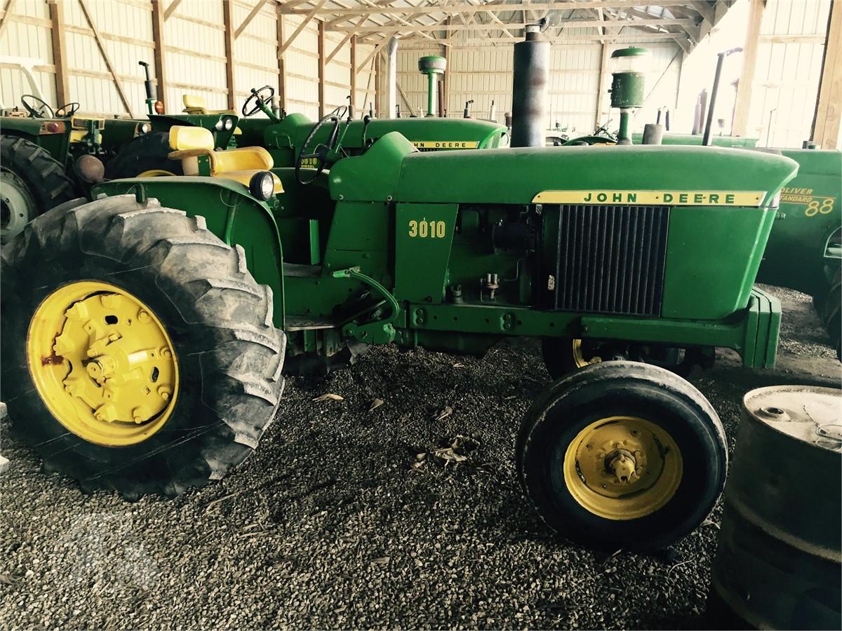 John Deere 3010 For Sale In Alexander Illinois Www
