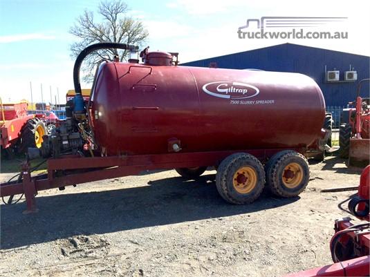 0 Giltrap 7500 Farm Machinery for Sale