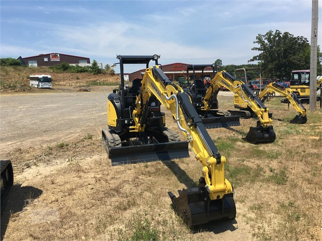 2019 YANMAR VIO35-6A For Sale In Cabot, Arkansas | www