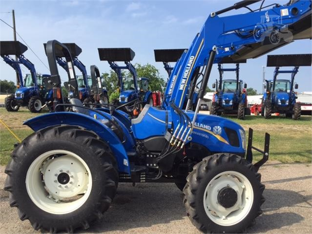 2019 NEW HOLLAND WORKMASTER 60 For Sale In Wharton, Texas