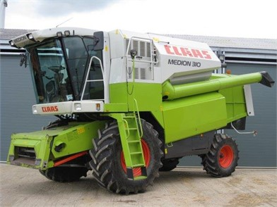 Used CLAAS MEDION 310 for sale in the United Kingdom - 1 Listings