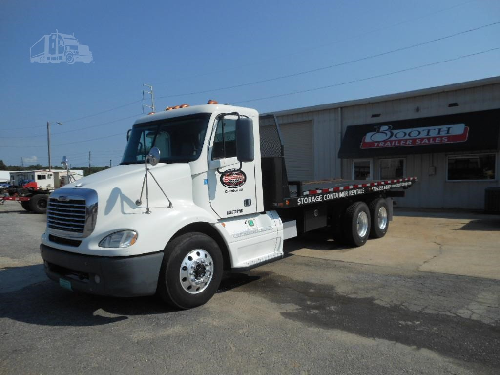 2006 freightliner columbia 112 for sale in columbus georgia. Black Bedroom Furniture Sets. Home Design Ideas