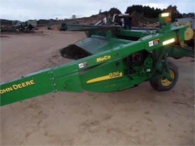 JOHN DEERE 936 Dismantled Machines - 7 Listings | TractorHouse com