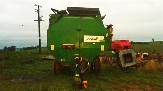 0 Keenan FP170 - Farm Machinery for Sale
