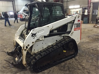 BOBCAT T180 For Rent - 3 Listings | RentalYard com - Page 1 of 1